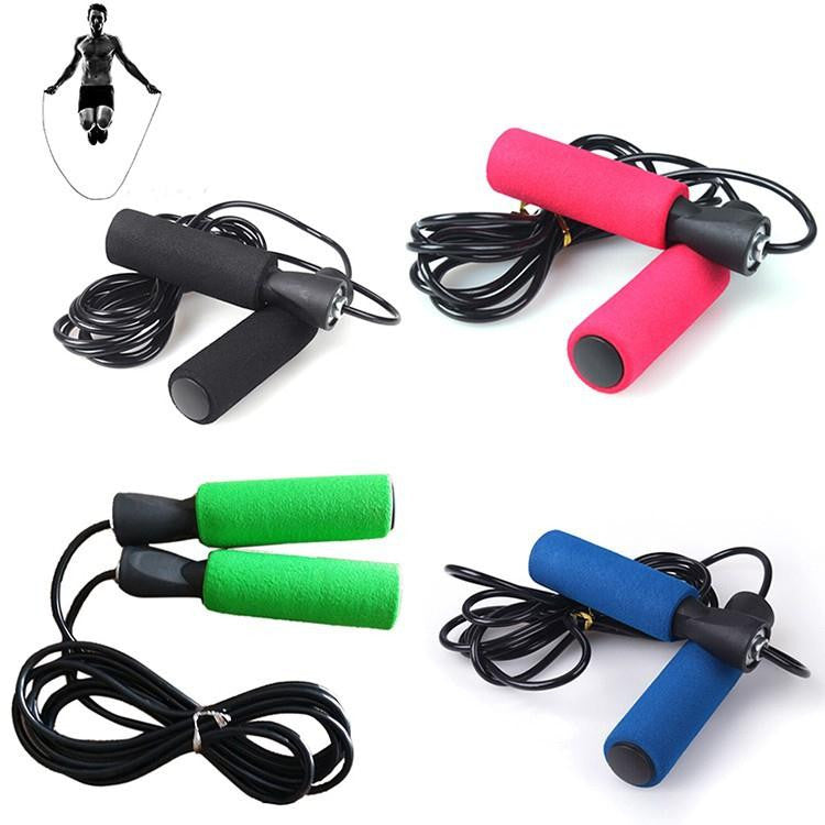 2.8M Bearing Skip Rope Cord Speed Fitness Aerobic Jumping Exercise Equipment Adjustable Boxing Skipping Sport Jump Rope