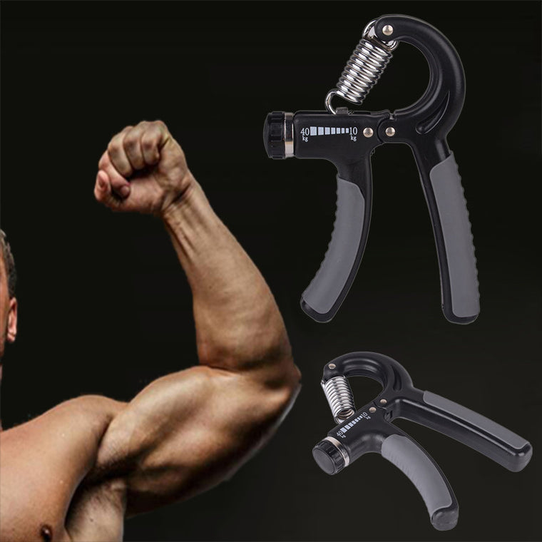 New Hot 10-40Kg Adjustable Heavy Grips Hand Gripper Gym Power Fitness Grip Wrist Exerciser Gripper Forearm Strength Training