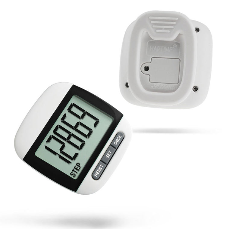 6 colors Digital LCD Pedometer Step Counter Losing Weight Waterproof Steps Movement Distance Calorie Calculation Function Count