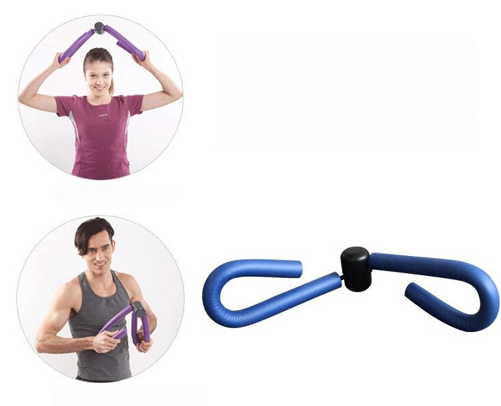 TPRPST ultifunction Slimming Leg Thin Thighs Stovepipe Clip Device Body Strength Trainer Fitness Equipment 19108121