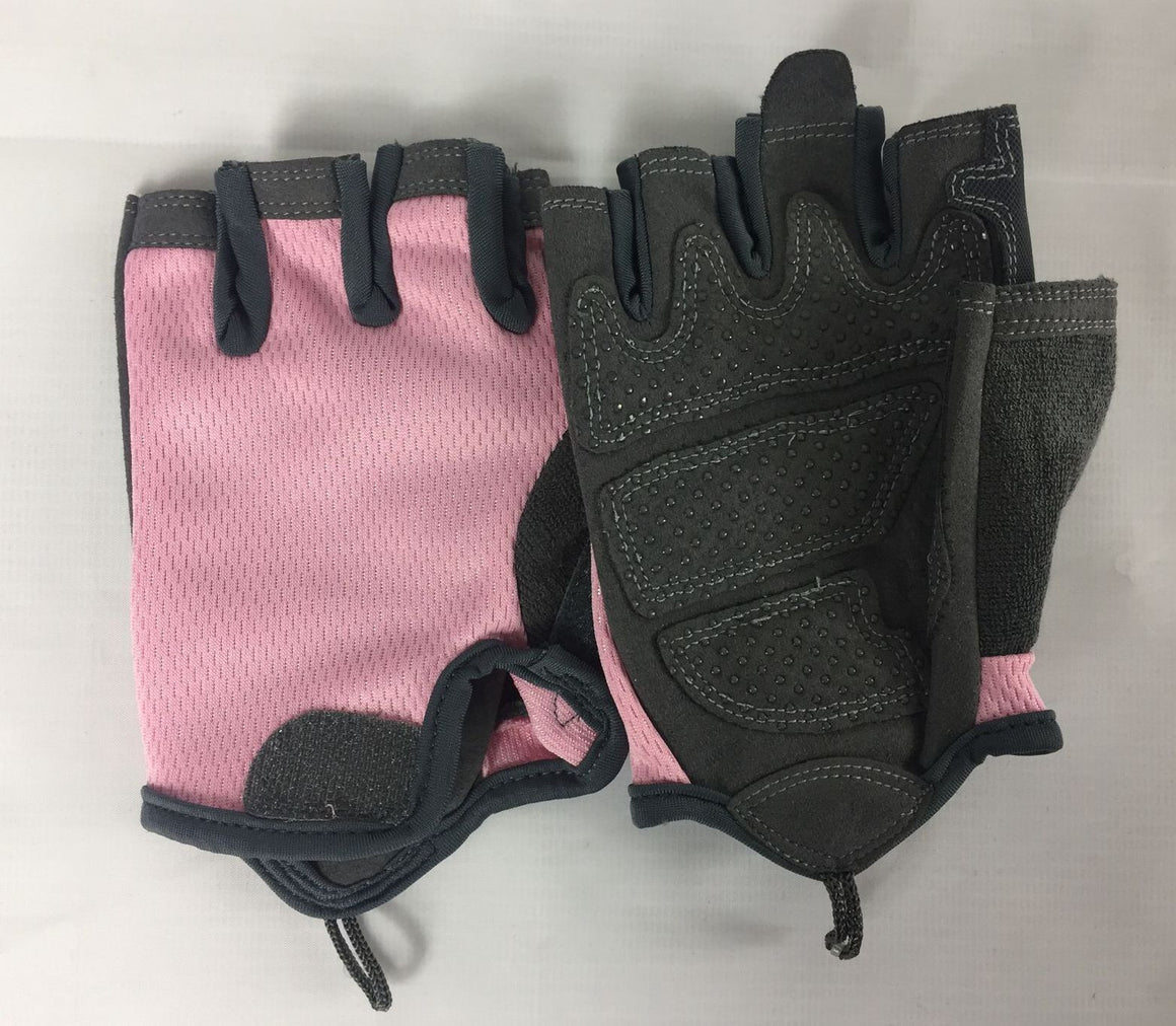 Top Quality  Women Gym Body Building Training Fitness Gloves Sports Weight Lifting Exercise Slip-Resistant Weightlifting Glove