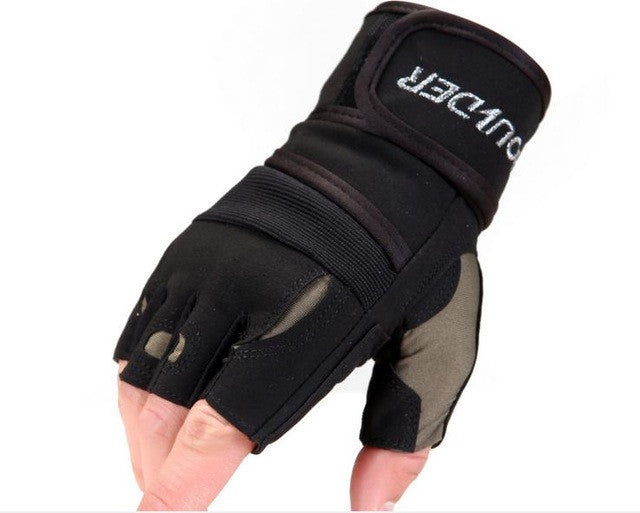 Sports Crossfit Gloves weightlifting Dumbbell fitness gloves Barbell Bodybuilding Training Gym Gloves trainers recommend