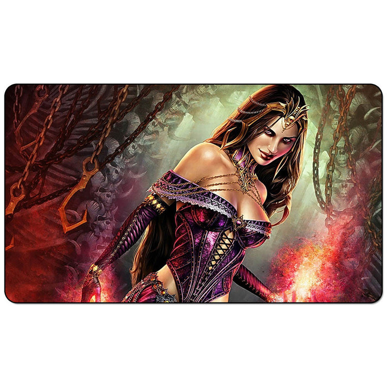 Various MTG Playmats SEXY Liliana Chandra Angel Dark Sword Wings Magical,The Gathering Board Game Playmat/MTG Playmat