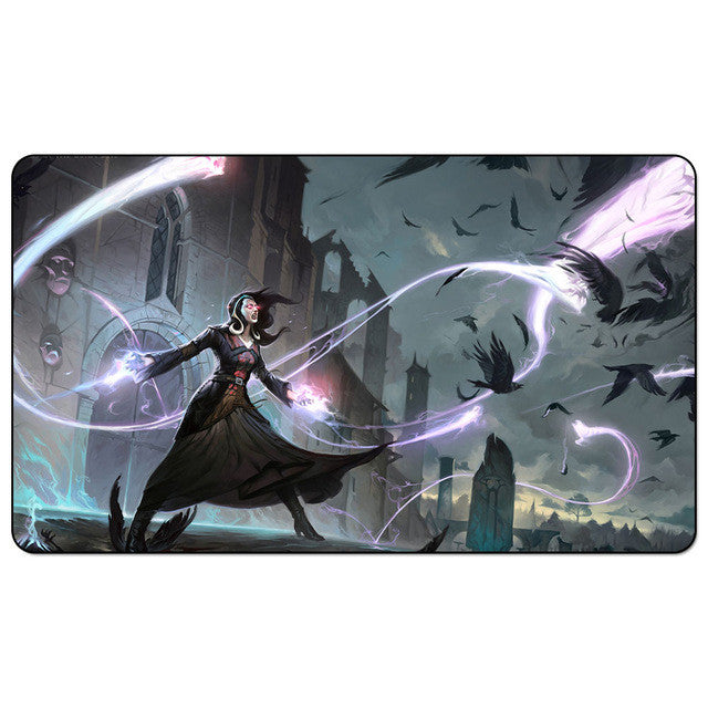 Magic the gathering playmat sexy