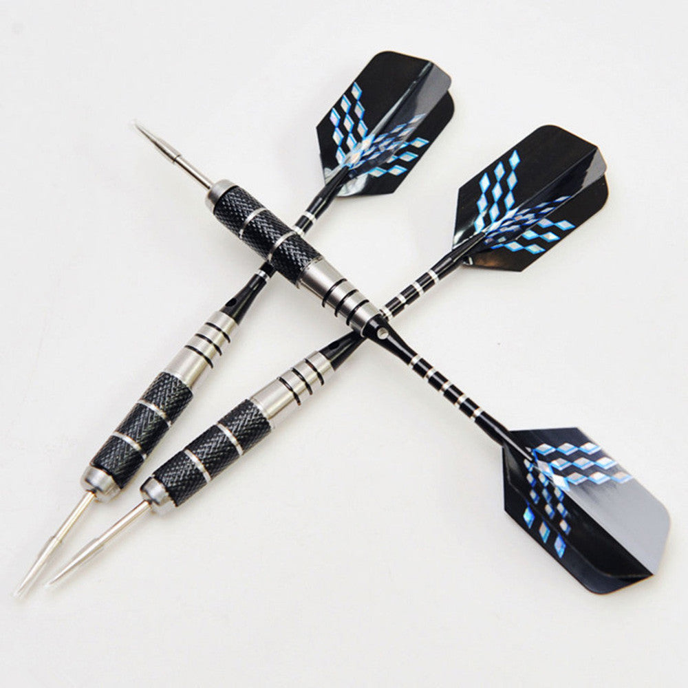 12pcs/4 sets of Steel Tip tungsten steel 22g Darts with Aluminium Alu Shafts and darts flights flight  16 styles can be choosed