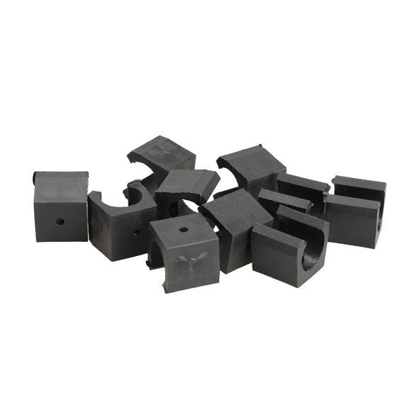 S1M#  10PCS Billiards Snooker Cue Locating clip Holder for Pool Cue Racks Set