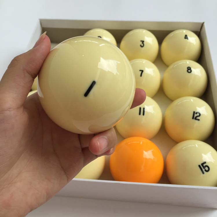 1pc Single Russian Billiards ball 68mm Pool game Resin CUE balls for Russian billiards Original Taiwan High Quality