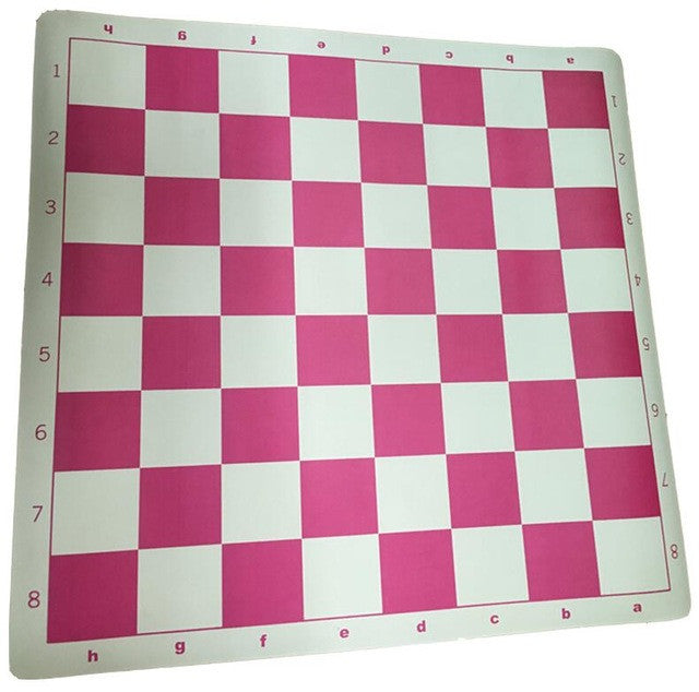 chess board 50cm*50cm PVC ajedrez jogo xadrez chess game scacchi chessboard schaakspel szachy