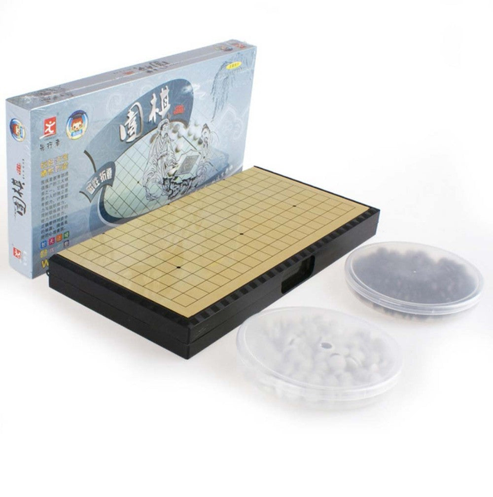 Go Game folding magnetic WeiQi 300 pcs/set 28*28*1.5 cm Boxed chess game
