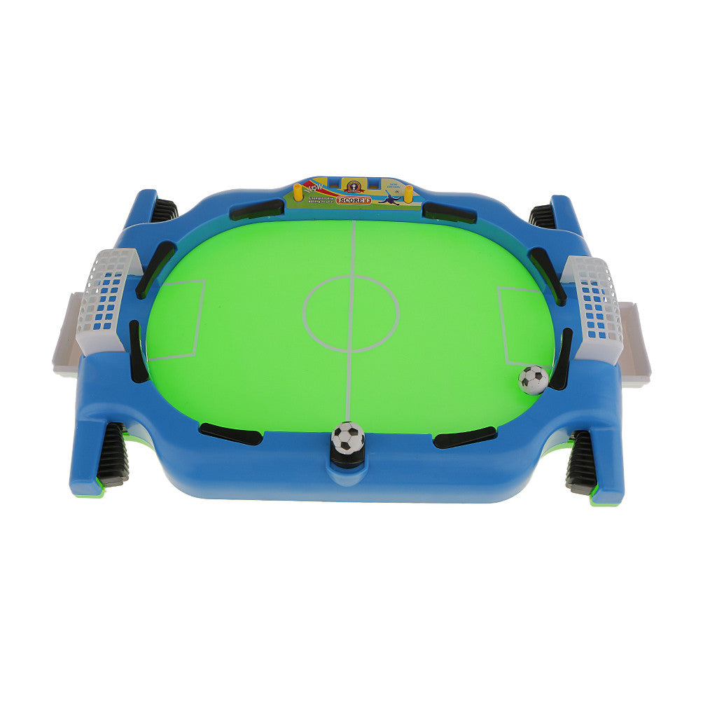 High Quality Kids Toy Mini Table Top Football Game Fun Set Desktop Lightweight Portable Board Game Accessory Gift for Men Adults