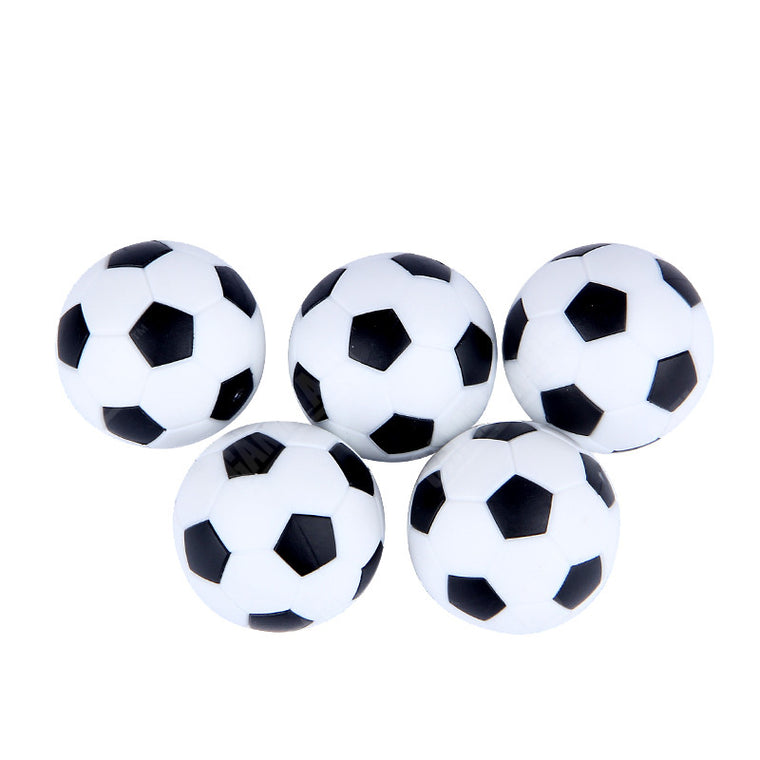 Table Soccer Balls - 31mm Ball - Standard Table Football Accessory - Free Shipping - High Quality Resin Ball for Table Soccer