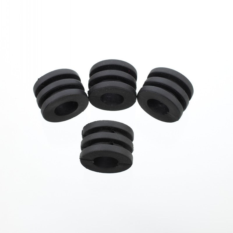 "8pcs 5/8"" rod rubber bumpers foosball table parts Soccer board indoor sports fussball games AK-01"