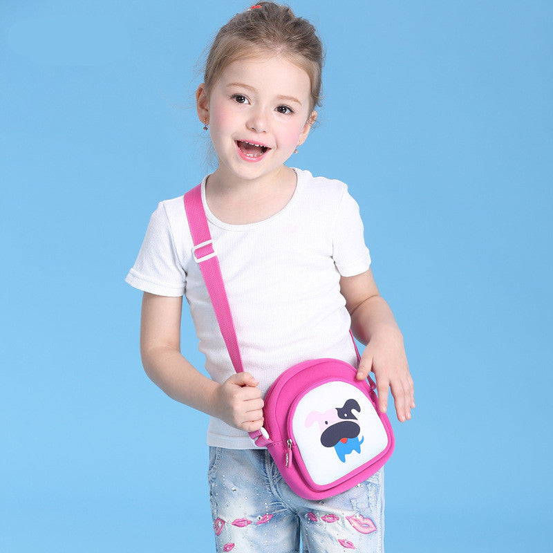 Mini Cute Bag Children Kids Handbag Girls Waterproof Casual Shoulder Bags Cartoon Messenger Bags Purses for Children