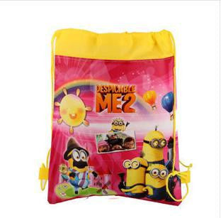 12PCS school backpacks  kindergarten bag Children Backpacks Printed School Bags For Girl school bags monster 02B