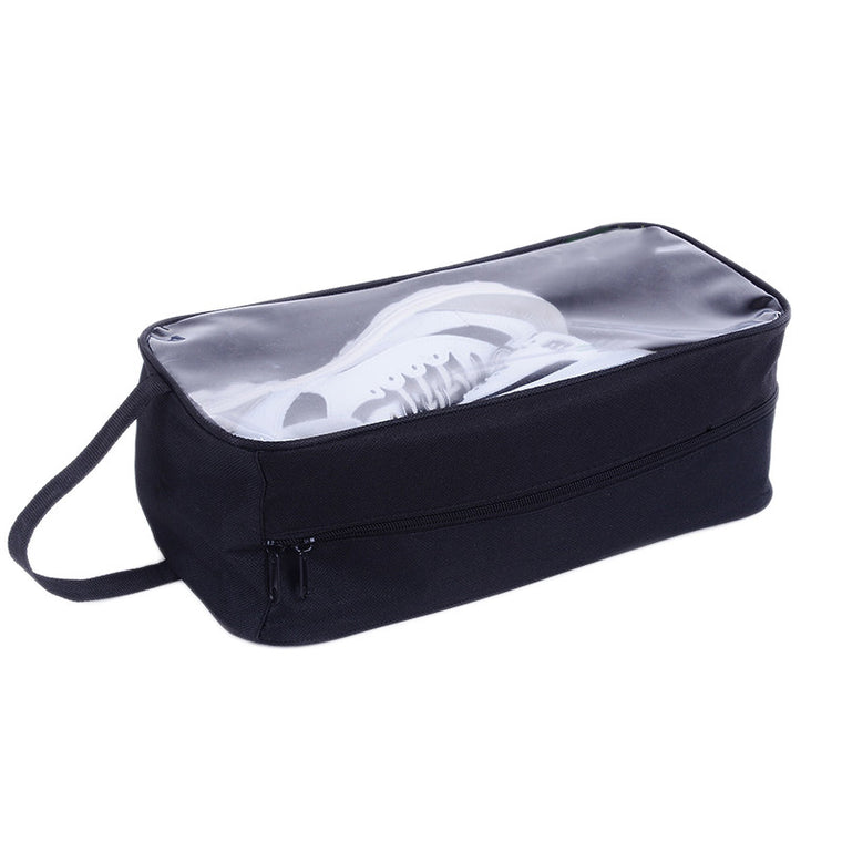 Waterproof Shoes Bag Travel Board Shoes Visible Protect Sorting Pack Accessories Supplies Gear Item Stuff Product