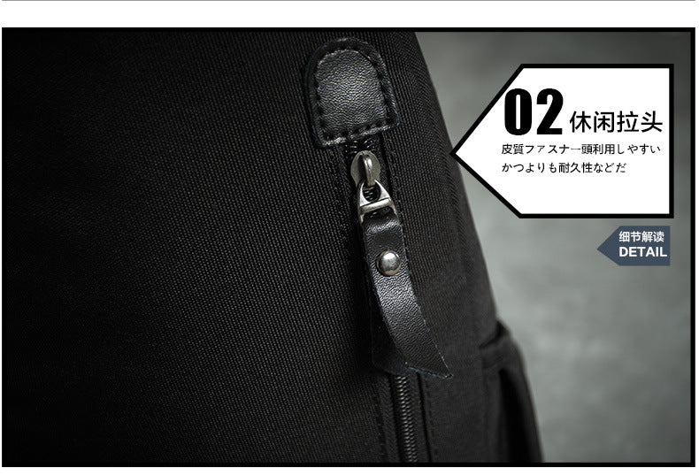 Street pop new popular Oxford bag Sew tight Hike Chest pack Young people's hip hop style  Mobile phone and wallet Messenger Bags