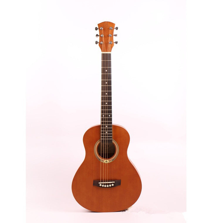 "Hot 36"" wood color Acoustic guitar 36-0 rosewood fingerboard  guitarra Musical Instruments with guitar strings"