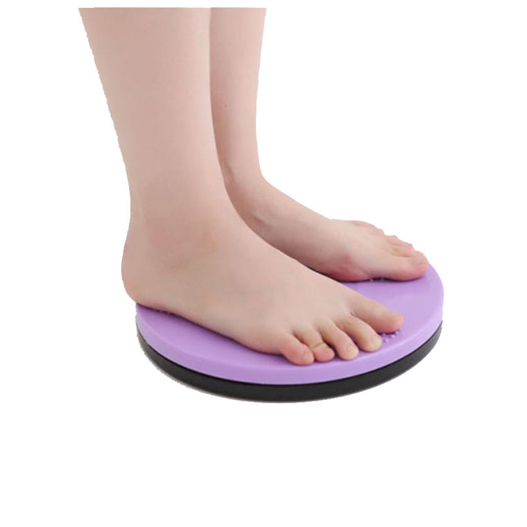 Waist Wriggling Plate Fitness Equipment Twist Boards 360 Degree Rotation Massage Balance Board  Physical Foot Massage Thin Belly