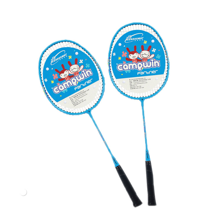 CROSSWAY for 3-12 Years Old Children Badminton Rackets 1 pair 211