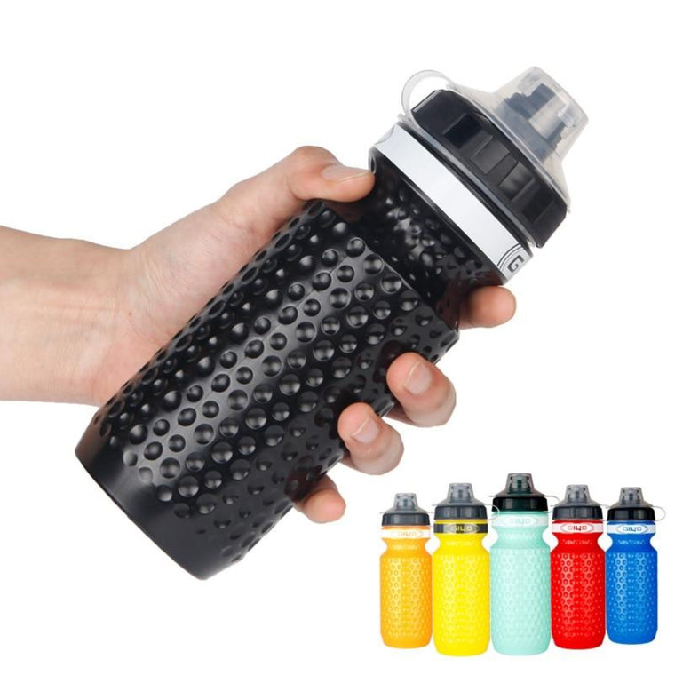 9f3a81e344c GIYO 600ML Bicycle Water Bottle MTB Cycling Water Bottle Camping Hiking  Bicycle Flask Outdoor Cup Sport