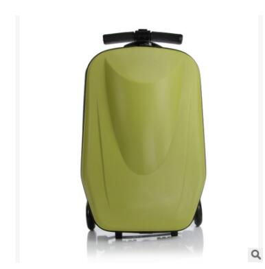 Skateboard Rolling Luggage 20 Inch Travel Luggage Case Scooter Case Cabin Luggage suitcase micro  scooter suitcase on wheels