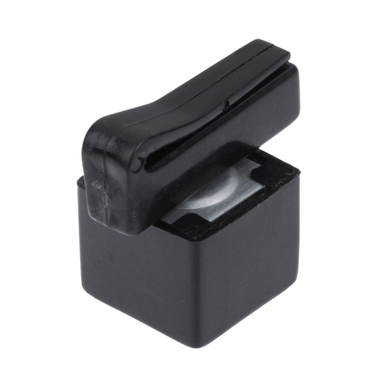 1PCS Chalk Holder Pool Billiards Snooker Magnetic Cue Chalk Holder with Belt Clip Snooker Magnetic Belt Clip Chalk Holder