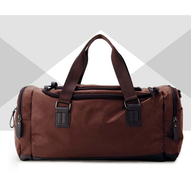 Men's Travel bag Large capacity Brand Design male casual Travel bags high quality Waterproof vintage Travel bag new