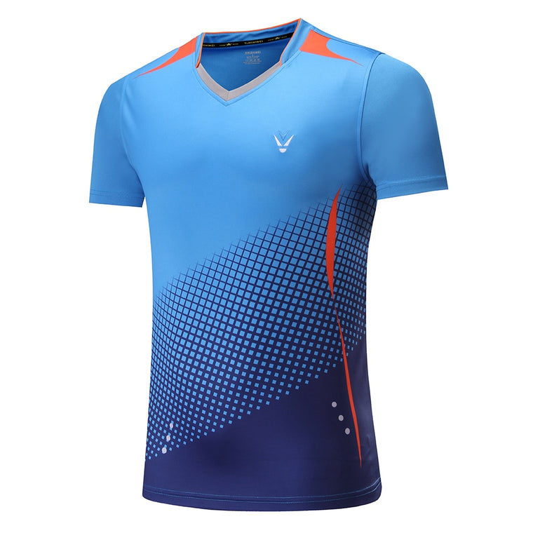 New Quick dry Badminton, sports  t shirt , Tennis shirts ,Tennis t shirt Male/Female ,,Table Tennis t shirt  3860AB