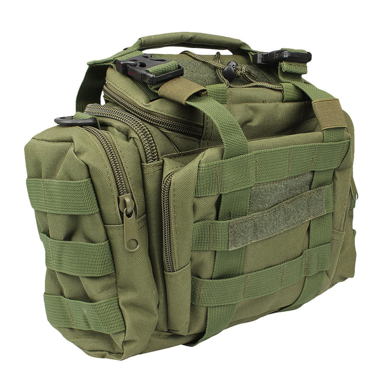 Fishing bag Multifunctional Camouflage Lure bag fishing tackle bag backpack waist pack outdoor bag