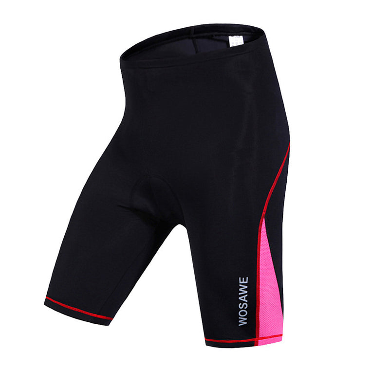 WOSAWE NEW Outdoor Sportswear Women Riding Shorts Bike Clothes Bicycle Cycling Clothing 3D Padded Short Pants Breathable