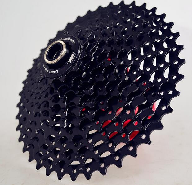 SunRace 10 Speed Wide Ratio bike bicycle mtb freewheel Cassette 11-40t 11-42T
