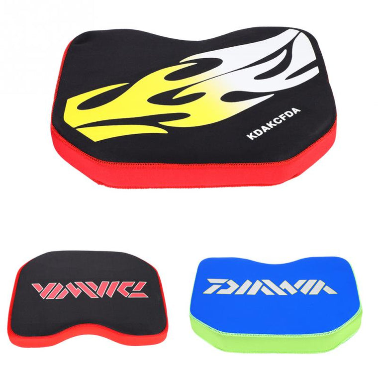 30 x 25 x 4.5cm Thicken Kayak Soft Seat Cushion Pad Canoe Fishing Boat Comfortable Cushion Seat Padded for Rowing Boats