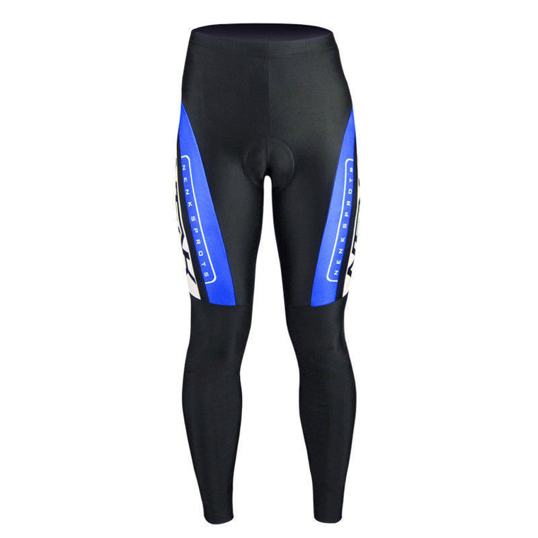 LANCE SOBIKE Cycling Tights Cycling Pants-Cooree Bike Bicycle Long Pants Thermal Trousers Hip Protective Pad Padded Sportswear