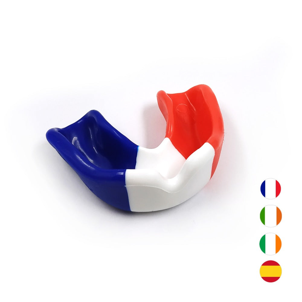Gum Shield Mouth Guard Boxing MMA Muay Thai Rugby Protector Teeth Grinding Piece