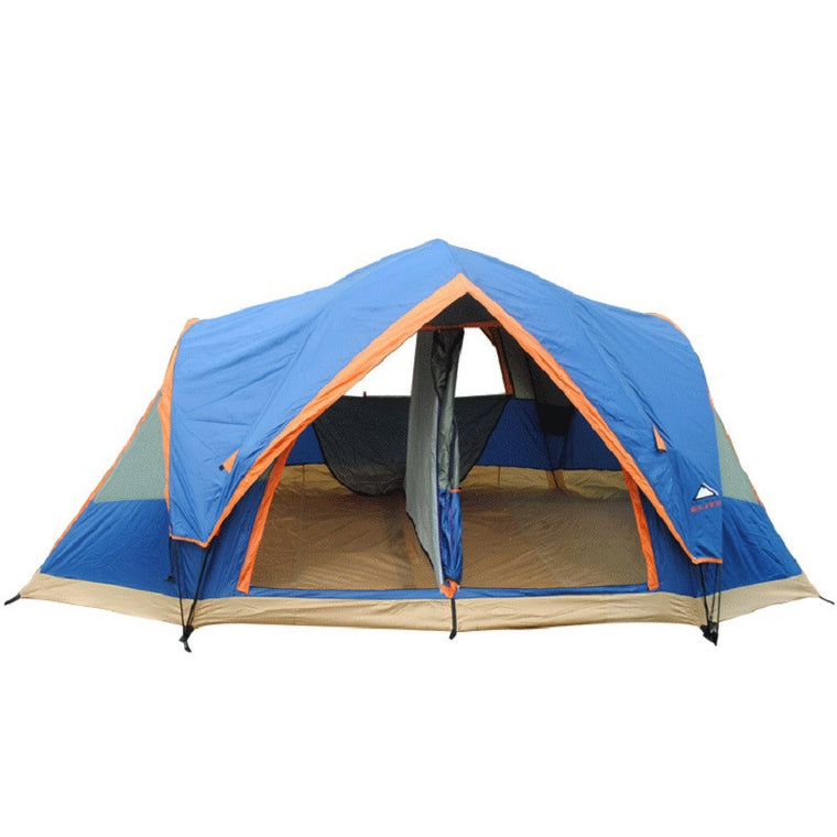5-6 Large family automatic tent quick open camping tent sun shelter gazebo winter tent winter fishing ten