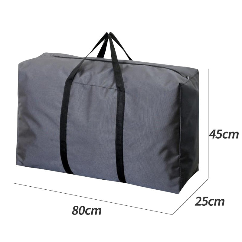 Travel Packing Cubes Oxford Big Folding Bag Travel Luggage Handbag Portable Travel Bag  T671