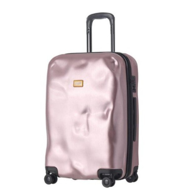 "TRAVEL TALE 20"" PC ABS vintage trolley suitcase 28 in koffer luggage bag with wheels"