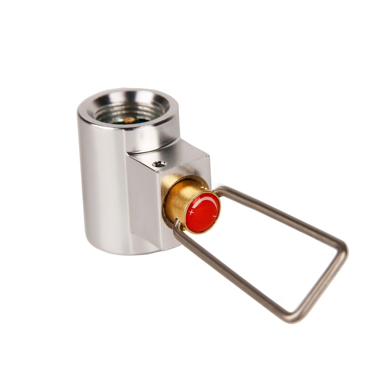 Conversion Adapter Camping Gas Stove Adaptor Valve Canister Gas Cylinder Convertor Shifter Refill