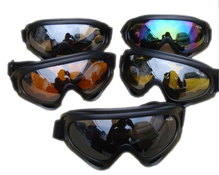 Winter Glasses Outdoor Sports Windproof Glasses Ski Goggles Dustproof Snow Glasses Men Motocross Riot Control Downhill