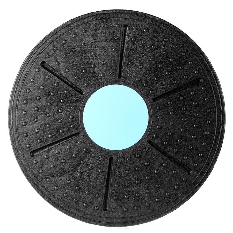 360 Degree Rotation Balance Board Massage Disc Round Plates Board For Exercise Physical Fitness Equipment