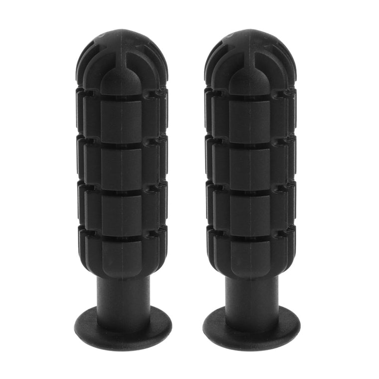 2pcs Table Soccer Part Replacment Kid Football Fussball Foosball PVC Handle Grip