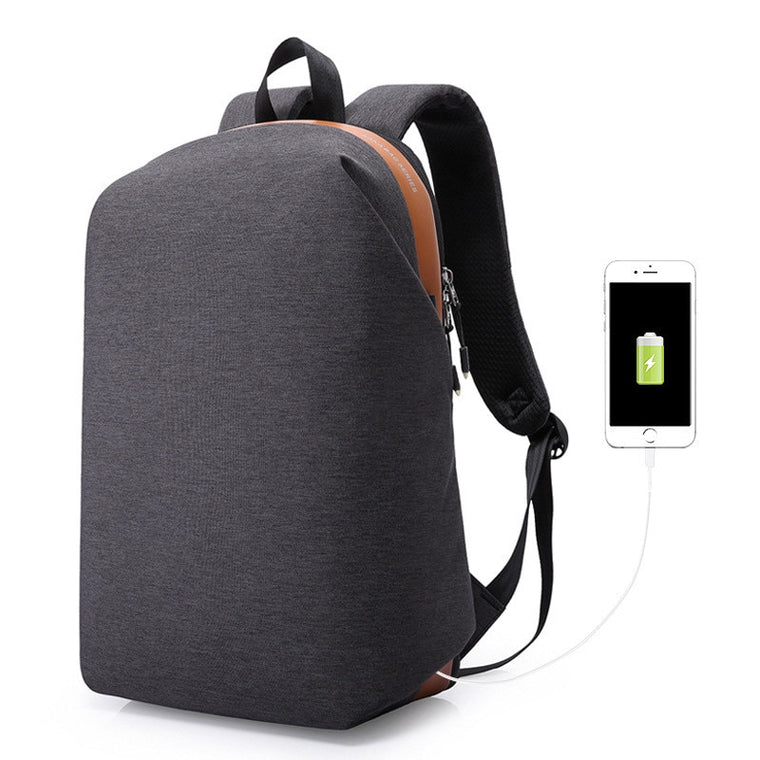 15.6 inch Laptop Backpack For Men Women Oxford USB charging Anti Theft Waterproof Travel Backpack Male Urban Backpack School Bag