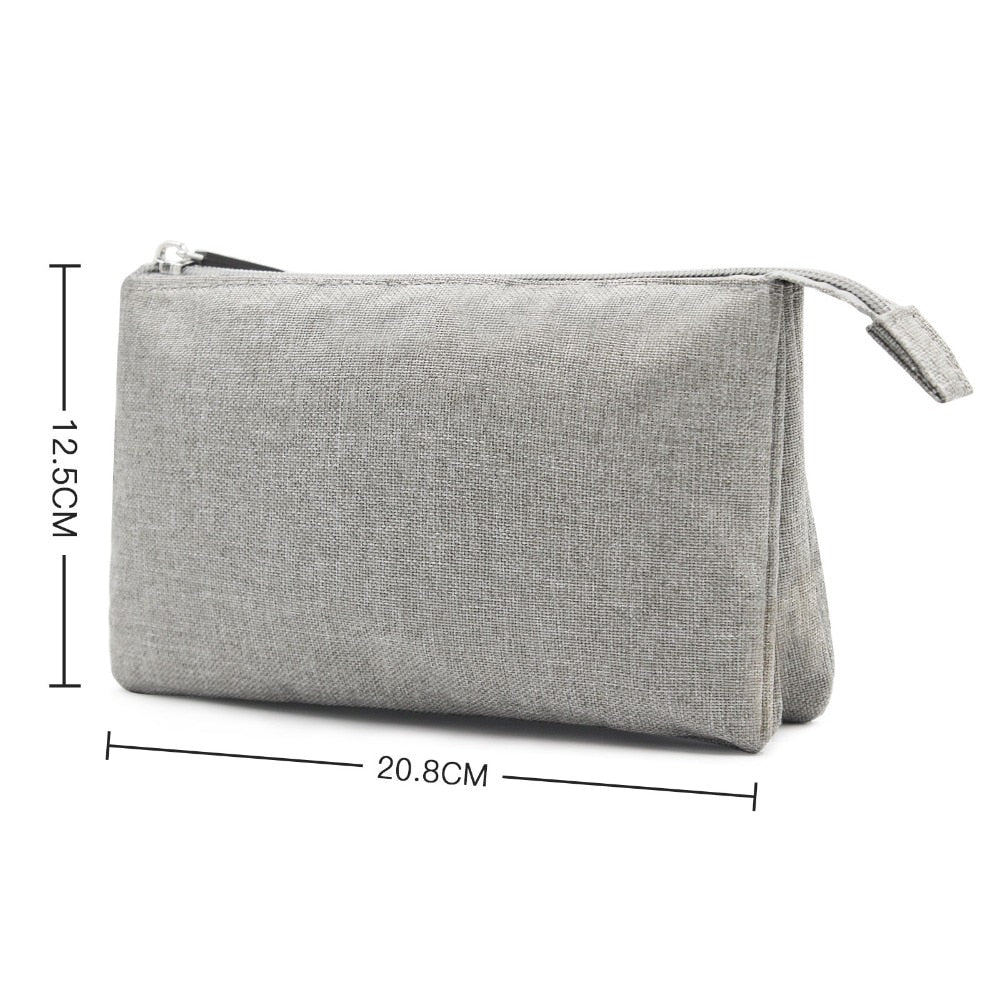 HHYUKIMI Digital Bag Electronic Accessories Bag For Hard Drive Organizers For Earphone Cables USB Flash Drives Travel bag