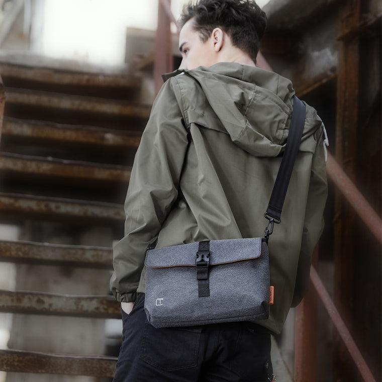 602 Casual Fashion Messenger Bag Men Oxford Waterproof Man Crossbody Bag for Short Trip Summer Shoulder Bags New