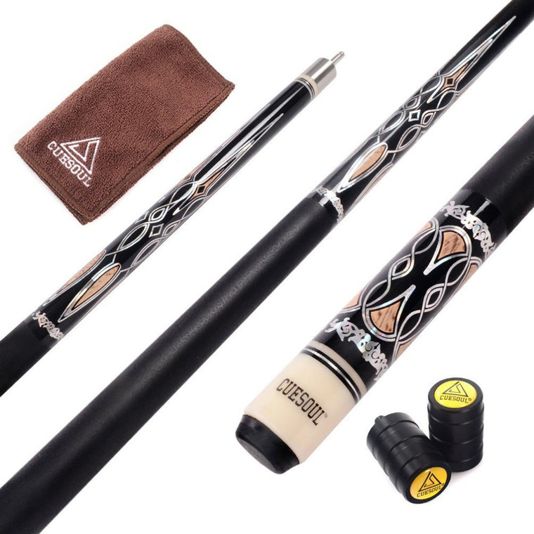 Billiard Pool Cue Stick With 13mm Cue Tip Five Color for Choose
