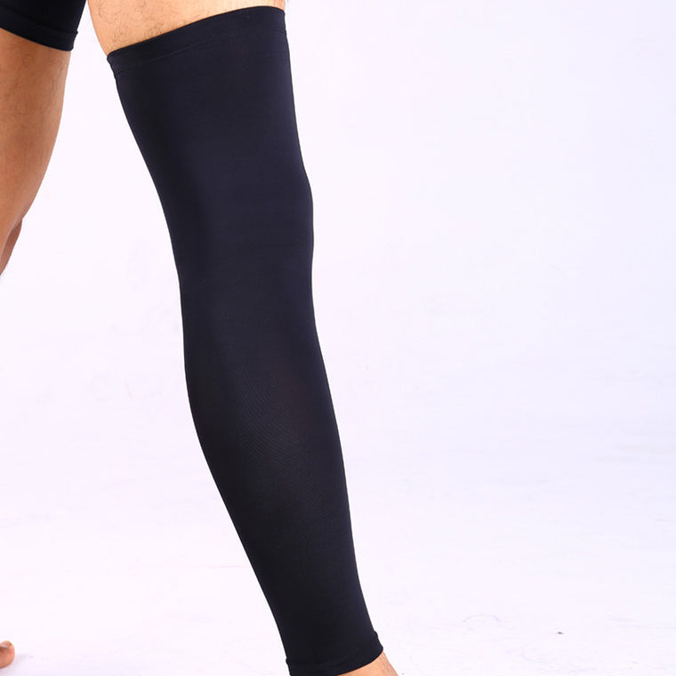 Riding Knee pads Basketball Football Leg Guard Tights Lengthen Protector Useful Legwarmer Sports Safety