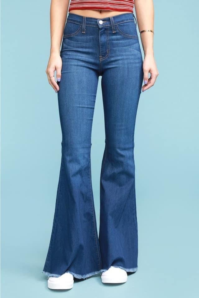 Judy Blue Flares