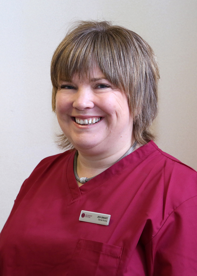 Jennifer Smart - Dental Nurse
