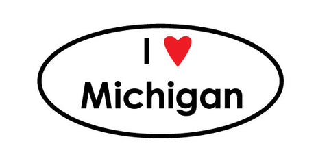 I Heart Michigan