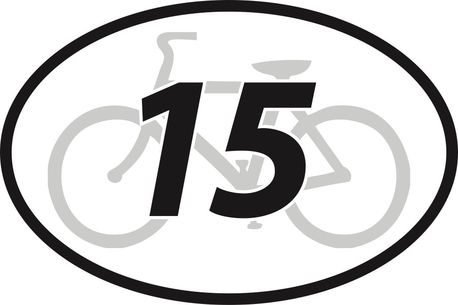 15 Mile Cycle Distance